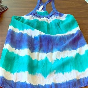 Like New C&C California Tie-dye Tank Top